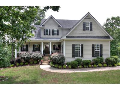 Adairsville Single Family Home For Sale: 21 Hunters Ridge Drive