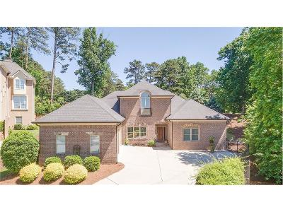 Lawrenceville Single Family Home For Sale: 395 Pandemar Trail
