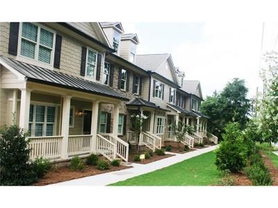 Lilburn Condo/Townhouse For Sale: 271 Jackson Place NW