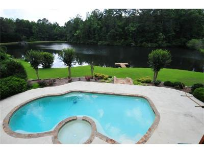 Roswell Single Family Home For Sale: 1070 Lake Charles Drive