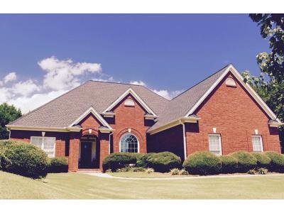 Grayson Single Family Home For Sale: 1901 Paper Birch Cove