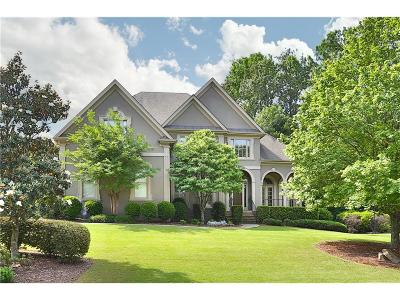 Alpharetta Single Family Home For Sale: 5110 Deerlake Drive