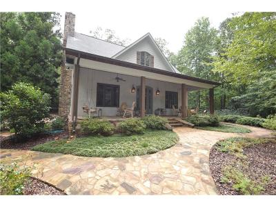 Dawsonville Single Family Home For Sale: 790 Bailey Waters Road