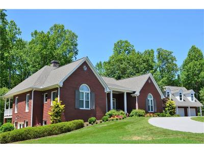 Cherokee County Single Family Home For Sale: 5354 Drew Road