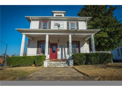 Single Family Home For Sale: 268 Church Street NE