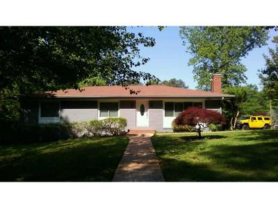Single Family Home For Sale: 1643 Guy Way