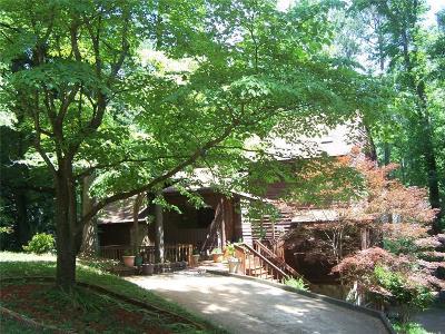 Kennesaw Single Family Home For Sale: 25 Latimer Lane NE