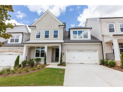 Alpharetta GA Condo/Townhouse For Sale: $546,900