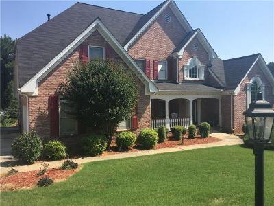 Snellville Single Family Home For Sale: 4307 Trotters Way Drive