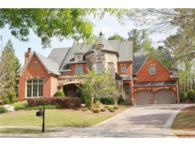 Acworth Single Family Home For Sale: 6199 Talmadge Run