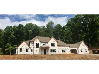 Powder Springs Single Family Home For Sale: 4997 Pindos Trail