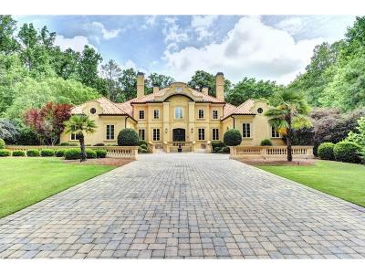Johns Creek Single Family Home For Sale: 10910 Bell Road