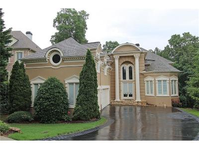 Alpharetta Single Family Home For Sale: 1075 Greatwood Manor
