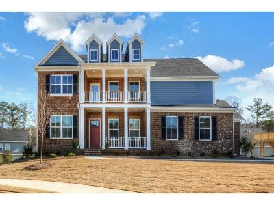 Kennesaw Single Family Home For Sale: 1153 Waters Way