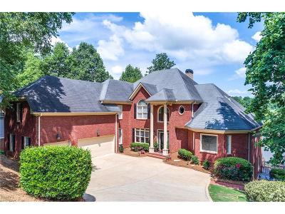 Lawrenceville Single Family Home For Sale: 2246 Lake Ridge Terrace