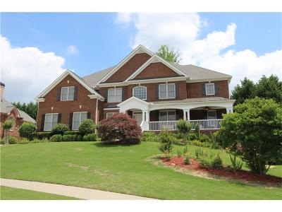 Lawrenceville Single Family Home For Sale: 2142 Hunters Green Drive