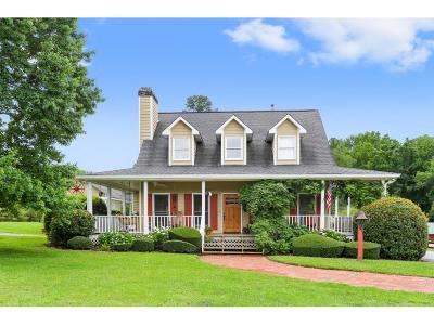 Alpharetta GA Single Family Home For Sale: $697,500