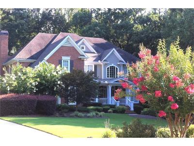 Milton Single Family Home For Sale: 420 Bethany Green Cove