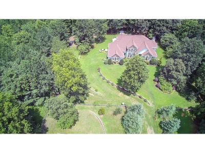 Paulding County Single Family Home For Sale: 4358 Harmony Grove Church Road