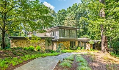 Sandy Springs Single Family Home For Sale: 5725 Winterthur Lane