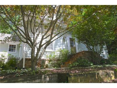 Roswell Single Family Home For Sale: 120 Whisperwood Court