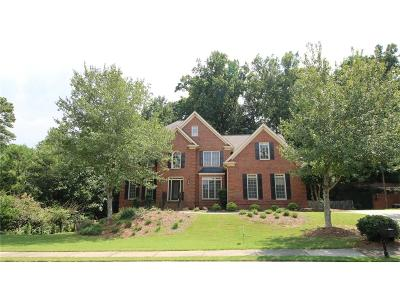 Alpharetta Single Family Home For Sale: 9600 Rod Road