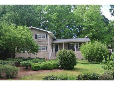 Brookhaven Single Family Home For Sale: 1740 Beverly Woods Court
