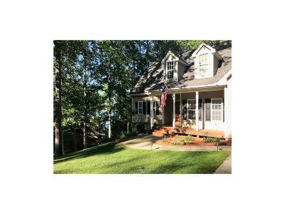 Dawsonville Single Family Home For Sale: 58 Longview Drive