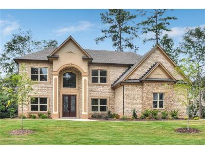 Single Family Home For Sale: 1500 Bordeaux Lane