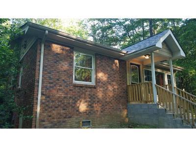 Atlanta Single Family Home For Sale: 5560 Campbellton Road SW