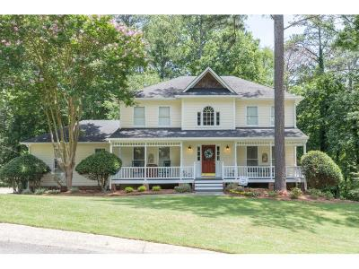 Lawrenceville Single Family Home For Sale: 354 Flat Rock Drive