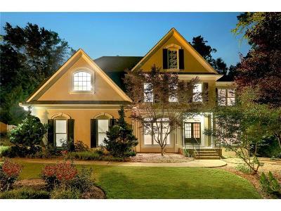 Mableton Single Family Home For Sale: 4904 Vinings Ridge Trail SE