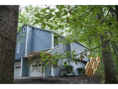 Roswell Single Family Home For Sale: 10540 Shallowford Road
