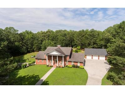 Adairsville Single Family Home For Sale: 313 W Oak Grove Road NW