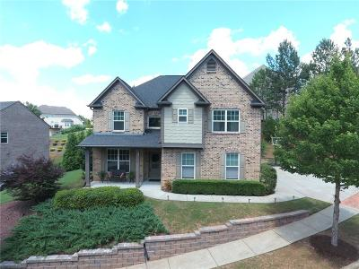 Lilburn Single Family Home For Sale: 3435 Preservation Circle