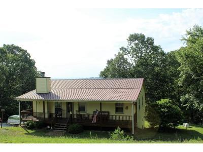 Ranger Single Family Home For Sale: 1030 Raccoon Ridge NE