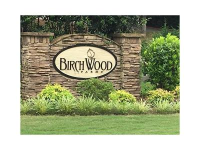 Paulding County Residential Lots & Land For Sale: 321 Birchwood Farms Lane
