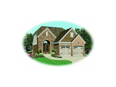 Adairsville Single Family Home For Sale: 11 Winding Flower Walk