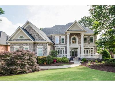 Dacula Single Family Home For Sale: 3352 Forest Vista Drive