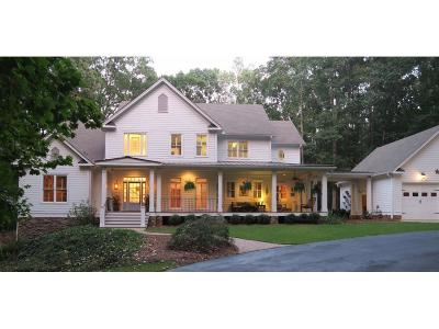 Powder Springs Single Family Home For Sale: 20 Old Mountain Drive