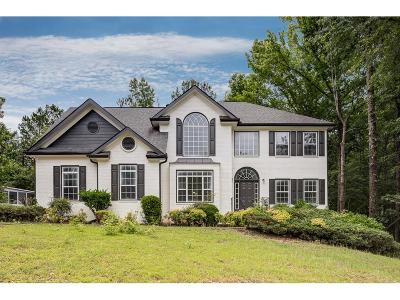 Single Family Home For Sale: 1820 Lake Cove Drive SW
