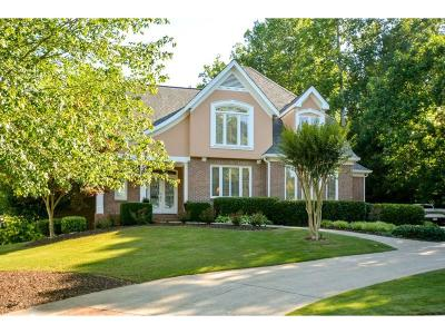 Duluth Single Family Home For Sale: 7525 Wentworth Drive