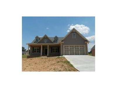Adairsville Single Family Home For Sale: 125 Mariner Cove