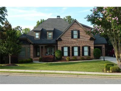 Dacula Single Family Home For Sale: 3805 Greenside Court