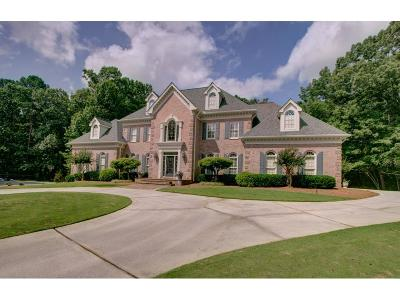Snellville Single Family Home For Sale: 1489 Brentford Cove