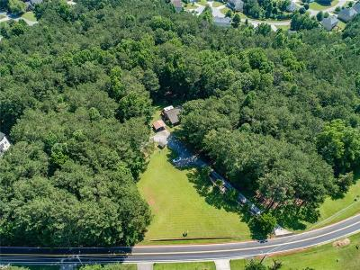 Acworth Single Family Home For Sale: 363 Old Burnt Hickory Road