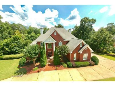 Milton Single Family Home For Sale: 105 Gladwyne Ridge Drive