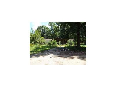 Rydal Single Family Home For Sale: 232 Olive Vine Church Road