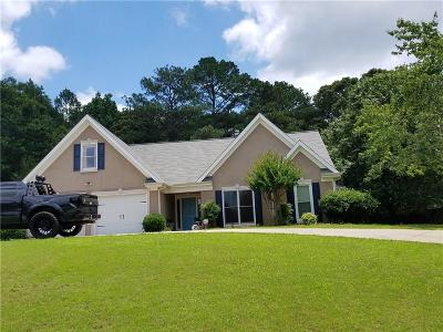 Single Family Home For Sale: 2960 Camary Place Drive SE