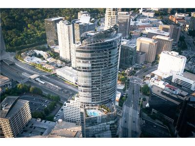 Sovereign Condo/Townhouse For Sale: 3344 Peachtree Road NE #3904